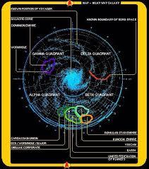 Star Trek Galaxy Chart