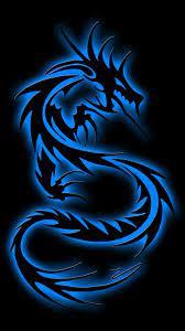 Tribal dragon tattoos, Dragon wallpaper ...