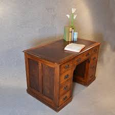 antique desk furniture uk. antique desk victorian english oak twin pedestal writing study table c1870 furniture uk