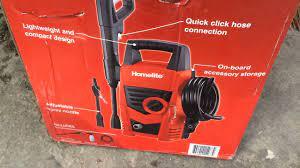Máy rửa xe Homelife nhỏ gọn điện 220v 1400w phát gò vấp 0931172897 - YouTube