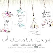 Free Printable Favor Tags Name Tag Design Template Price Is Right Concept New Food