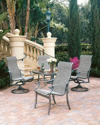 creative patio furniture. Tropitone Outdoor Patio Furniture Creative Of House Decorating Pictures Aluminum Is Also Chairs Fresh Table Sets With Umbrella Co Inc Quality Garden Bean A