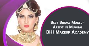 best bridal makeup artist in mumbai bhi makeup academy