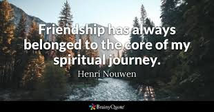 Spiritual Quotes BrainyQuote Awesome Spiritual Friendship Sayings