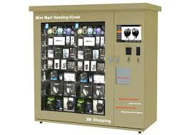 Vending Machine Rental Cost Custom Personal Earphone Camera Kiosk Machines Shaver Shampoo Automatic