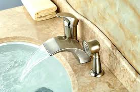 shower sprayer bathtub faucet attachment with for ideas 1