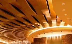 curved wood ceiling. Modren Curved Wooden Suspended Ceiling  Tile Acoustic Curved  CURVALON In Curved Wood Ceiling U