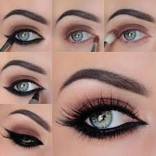 how to do cool makeup for eyes