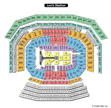 Wwe Wrestlemania 31 Levis Stadium Seating Plan