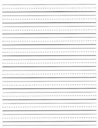 Free Lined Paper Template 11 Lafayette Dog Days