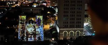 San Fernando Cathedral Light Show Times 2019 San Antonio The Saga