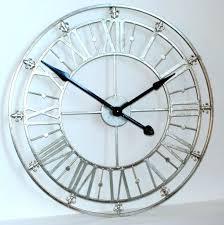 wall clocks uk only medium image for winsome wall clocks only wall clocks only silver iron wall clocks uk