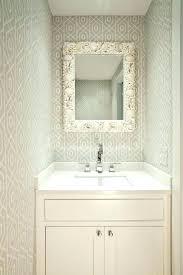 cottage bathroom mirror ideas. Contemporary Bathroom Powder Room Mirror Ideas Gray With Seashell Cottage  Bathroom Inside Cottage Bathroom Mirror Ideas B