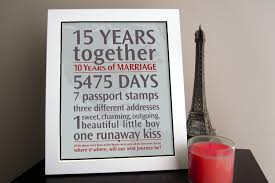 top 15 words memorable ideas for wedding anniversary gifts 25th gift couples in india 17