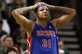 Pistons Depth Chart Charlie Villanuevas Shooting Himself