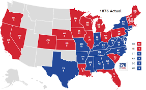 Presidental Election Results Historical U S Presidential Elections 1789 2016