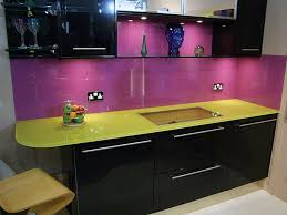 Purple Kitchen Backsplash Black And Purple Kitchen Ideas 7070 Baytownkitchen