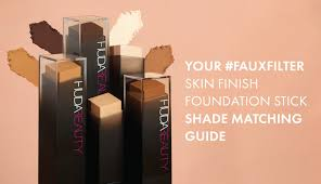Your Ultimate #<b>FauxFilter</b> Shade Comparison Guide - <b>Huda Beauty</b>