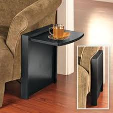 small sofa table. Tuc-Away Table, Portable Side Small Sofa Table Solutions