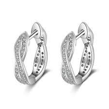 New fashion <b>wheel of fortune 925</b> sterling silver winding s earrings ...