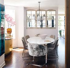 house and home dining rooms. October: A Glamorous Dining Room House And Home Rooms D