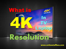 4k resolution and 4k resolution size