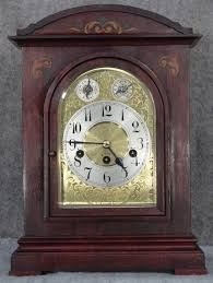 westminster chime mantel clock made