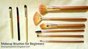 makeup brushes for beginners makeup brush basic makeup