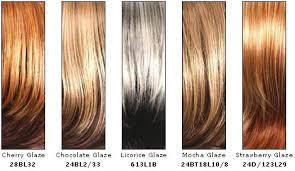 Forever Young Wigs Color Chart Make Me Heal Shop