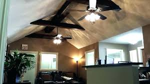 ceiling fans for vaulted ceilings cathedral large size of fan beams staircases installation