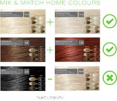 Color Mixing Chart For Hair Mixing Hair Color Shades By Maria Wahlin
