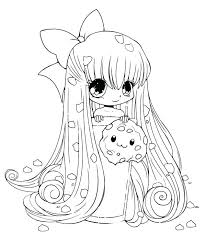 Long Hair Coloring Pages Dpalaw