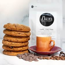 I like to make these cookies medium in size (they. Ikon Coffee Bonjour Bakehouse