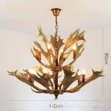 antler ceiling lighting moose antler chandelier 8 4 2 tiers cast cascade ceiling lights candelabra rustic antler ceiling lighting