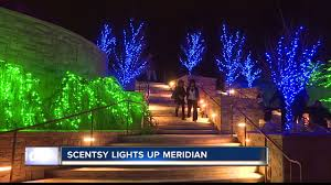 Scentsy Christmas Lights 2018 Scentsy Lights Up Their Campus For Christmas