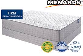 Serta Dortmund Mattress | Menards Exclusive Collection