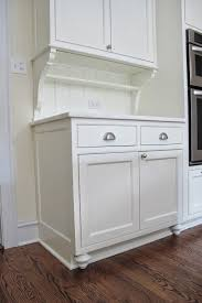 Kitchen Cabinets With Feet Decorative Accents Kitchen Base Cabinets With Feet Shelf