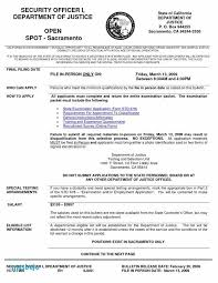 Program Security Officer Sample Resume Gorgeous 44 New Security Officer Resume Sample Pictures Telferscotresources