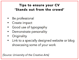 setting out a cv cv for artists art business info for artists