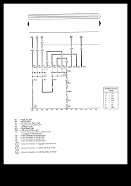 repair guides main wiring diagram (equivalent to 'standard 2000 Beetle Tail Light Wiring tail lights, turn signal lights (jetta only) (1999) Beetle Tail Light Replacement