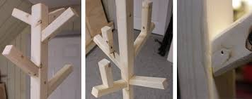 Diy Standing Coat Rack How To Make A 100 Coat Rack I Like To Make Stuff 61