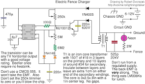 electric fence circuit diagram the wiring diagram electric fence circuit diagram 12v wiring schematics and diagrams circuit diagram