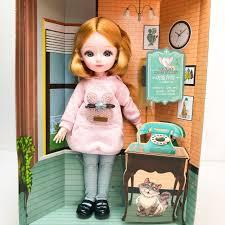 Búp bê Barbie - Hộp 1 búp bê cho bé