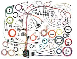 american autowire 510573 american autowire classic update wiring Cj Wiring Harness american autowire 510573 american autowire classic update wiring harness for 76 86 jeep® cj5 & cj7 quadratec jeep cj wiring harness
