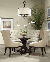 elegant glass dining table. 17 classy round dining table design ideas elegant glass