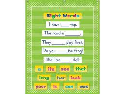 Teacher Created Resources Lime Polka Dots 10 Pocket Chart 20745 Newegg Com