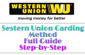 Western Union Western Union Tutorial