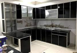 Idea 31 Model Kitchen Set Aluminium Jasa Harga Terbaru 2021