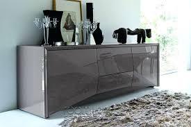 Modern Buffet Tables Sapphire Modern Lacquer Buffet By Free