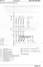 audi c4 wiring diagram audi wiring diagrams